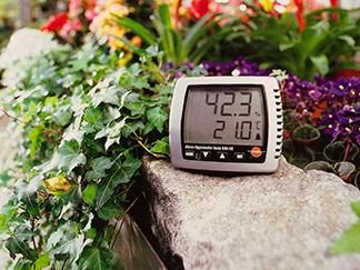 Termohigrómetro ideal para el monitoreo ambiental